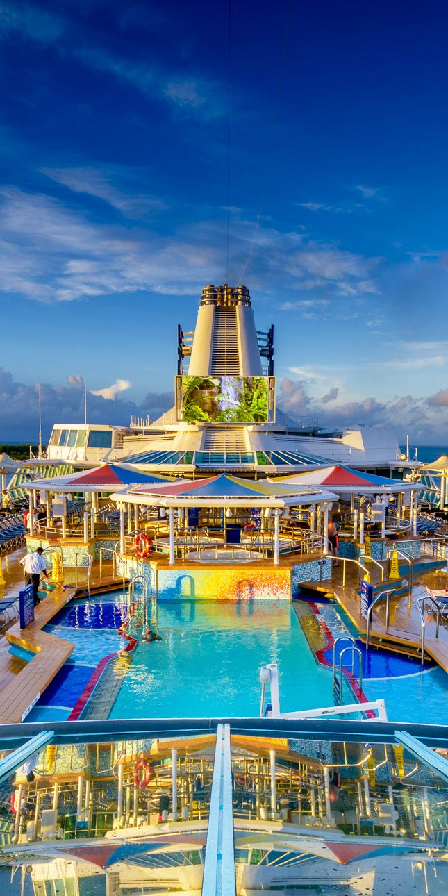Royal caribbean diamond jubilee party a success cruise international - Best 25 Royal Caribbean Ideas Only On Pinterest Caribbean Cruises 2016 Caribbean Cruise Line And Caribbean Cruises 2015