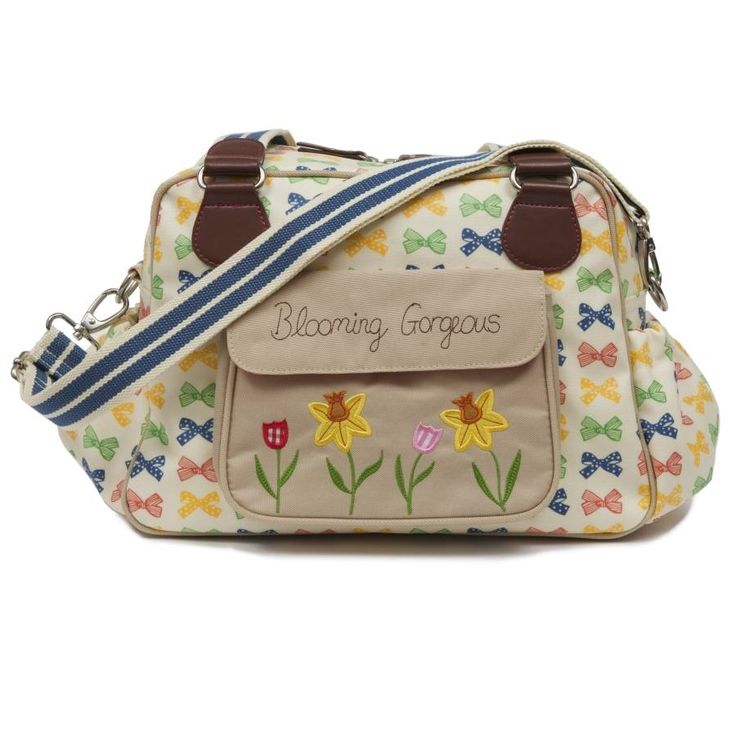 #torba - fajny #prezent dla przyszłej #mamy :) http://www.sw-elzbieta.com/torba-dla-mamy/