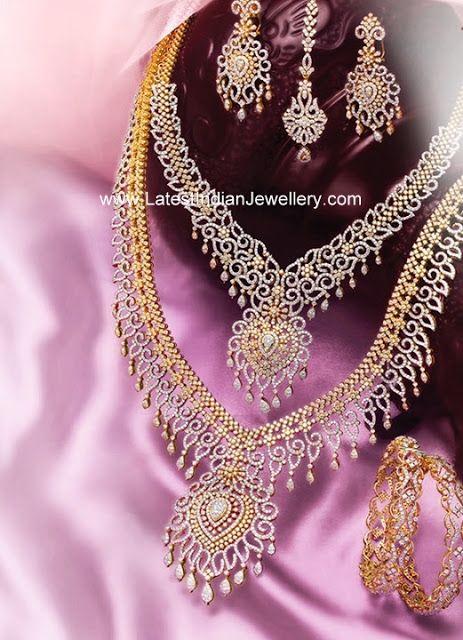 Grt Diamond Wedding Jewellery Jewelry Wedding Jewelry