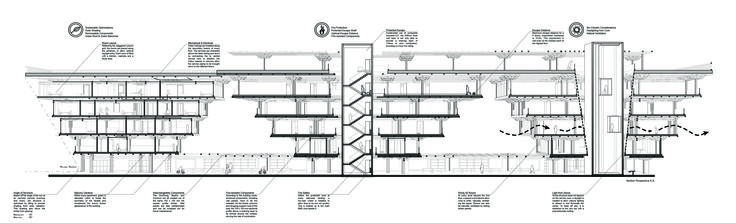 Project: Dougong Cloud V by Department of Architecture, School of Design and Environment, National University of Singapore