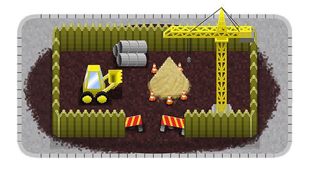"Chantier BTP du jeu mobile Randstad ""Tiny Workers"""