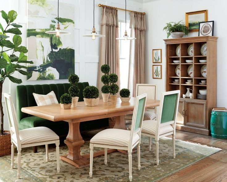 4 Reasons To Love Our New Beckett Cabinet Dining Room