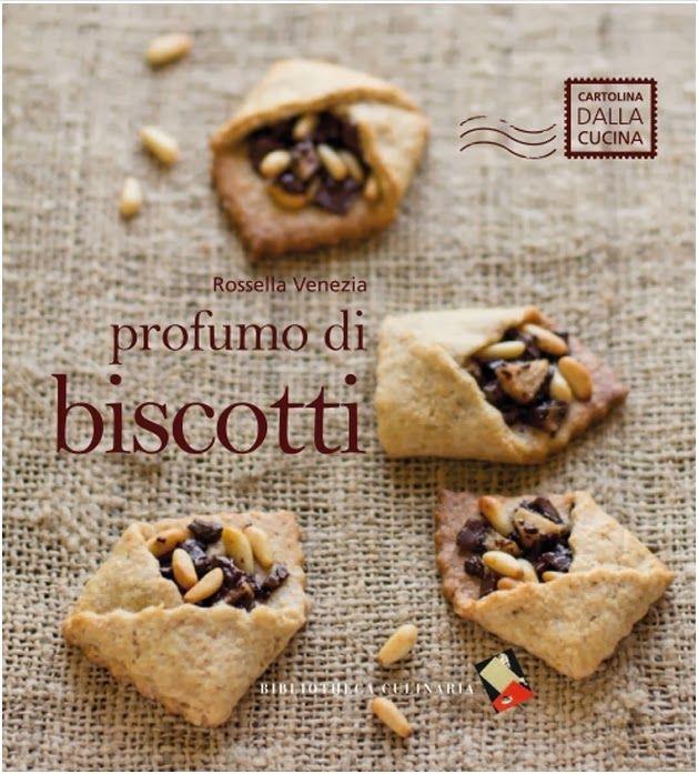 - VANIGLIA - storie di cucina: Profumo di biscotti: il libro c'è, c'ho le prove!!!! ;-)