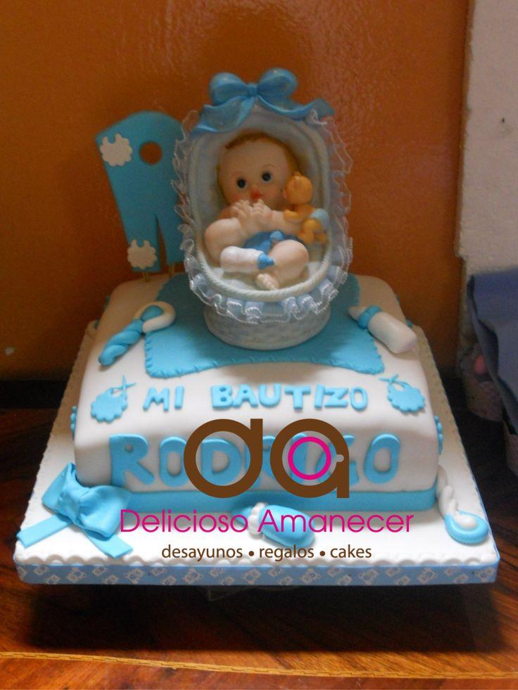 Decoraciones de tortas: Torta Infantil, Decoration, Torta Decorativa, De Tortas, Decoraciones De, Torta Bautizo