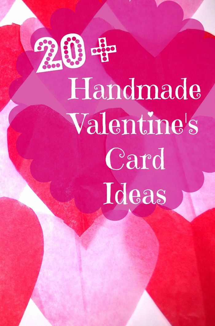 25 best Homemade Valentines Day Cards ideas – Easy Handmade Valentine Cards