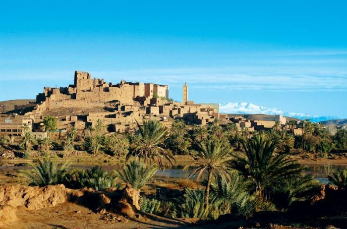 MOROCCO – Winter Cycling Around the KASBAH