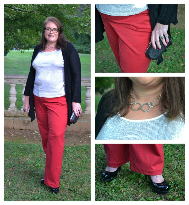 17 Best ideas about Red Pants Fashion on Pinterest | Red pants ...