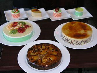 Specialty Cakes - La Crema Lounge