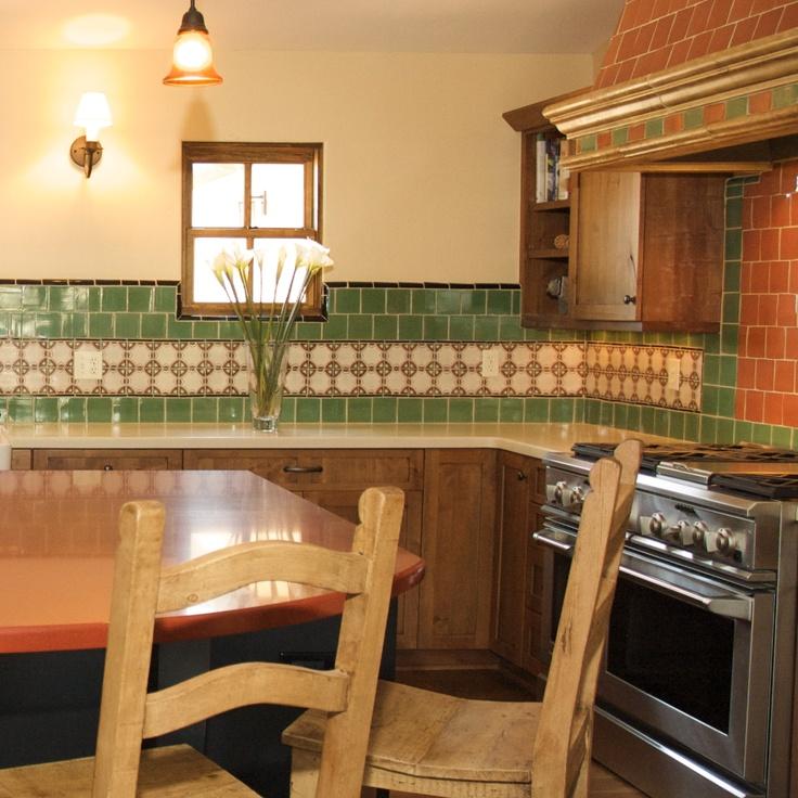 1000+ Ideas About Spanish Tile Kitchen On Pinterest