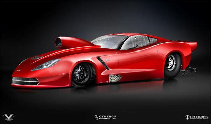 The Real Deal On The New C7 Pro Mod Body – A Dragzine Exclusive! - Dragzine