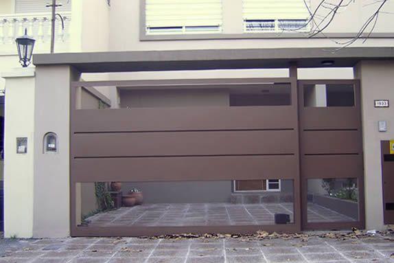 Herreria rejas y puertas buscar con google - Puertas de cocheras ...