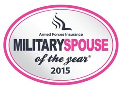 Nominations for the 2015 Armed Forces Insurance Military Spouse of the Year® Are Now Open