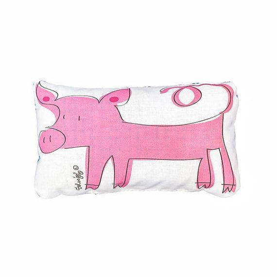Piggy lavender sachet Made in Maine by TroskoDesign on Etsy