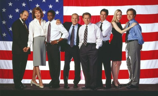Why 'The West Wing' Is a Terrible Guide to American Democracy - Yair Rosenberg - The Atlantic