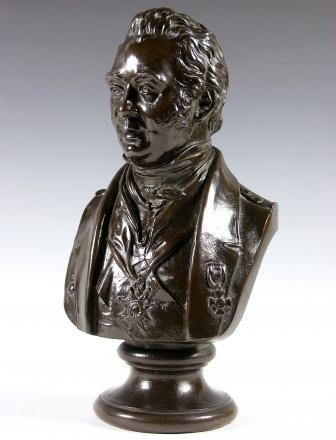 Bronze Bust of Admiral Sir Charles John Napier, K.C.B. R.N. (1786-1860)