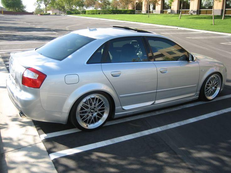 My Next Car Audi B7 S4 4 2l V8 6 Speed Audi A4 B6