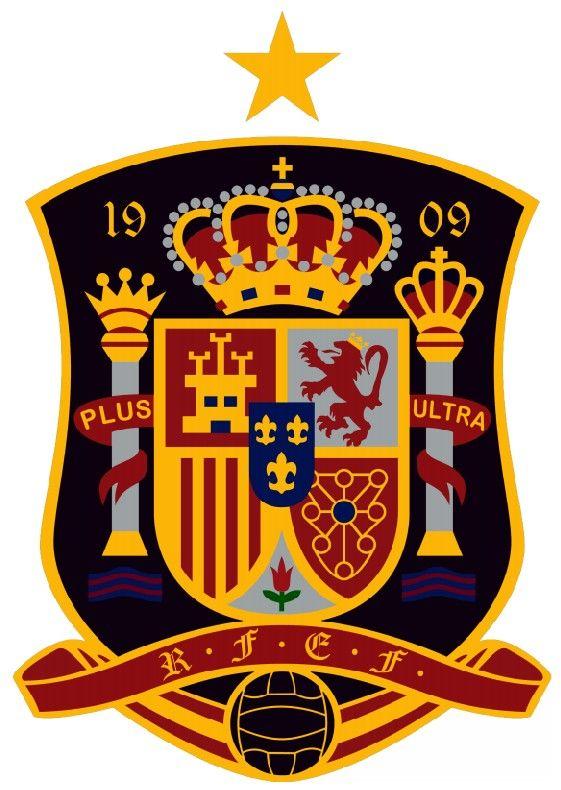 Spain National Football Team Logo [PDF-PNG Files]