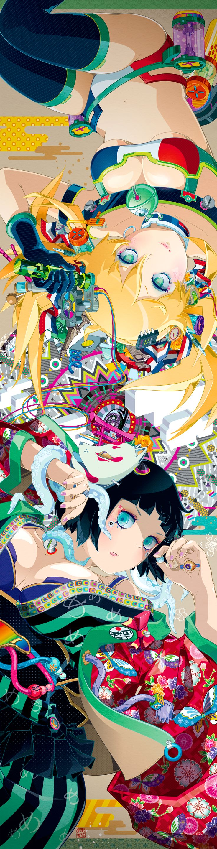 Hiroyuki Takahashi (タカハシヒロユキ) via:Yellowmenace Happily Lost in the Details >>http://goo.gl/az0IKp