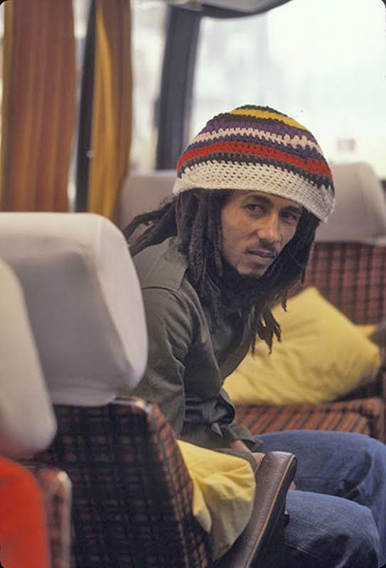 Bob Marley.. He was the rhythm guitarist and lead singer for the ska, rocksteady and reggae bands The Wailers (1963-1974) and Bob Marley & The Wailers (1974–1981).