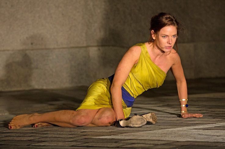 Rebecca Ferguson (Mission: Impossible – Rogue Nation)