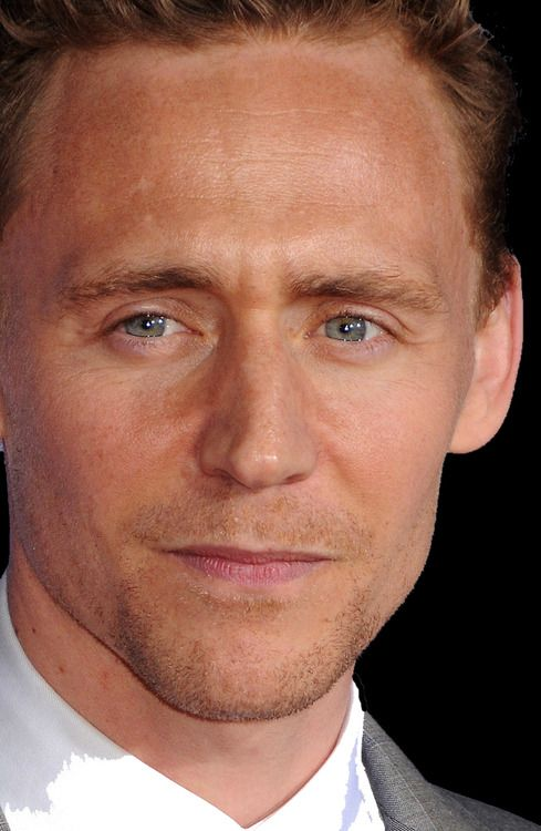 Tom Hiddleston....you have great cheekbones, and jaw bones....and face bones.....and body bones....