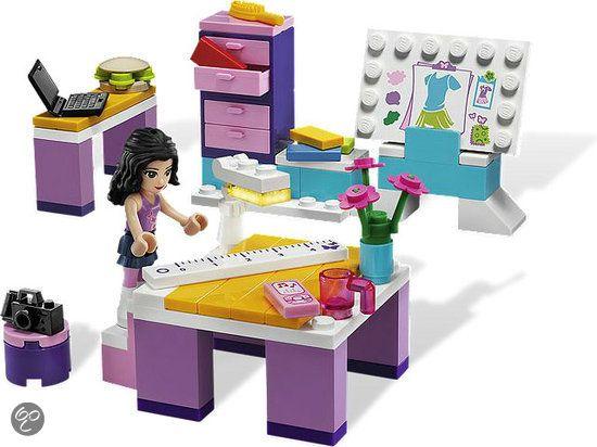 bol.com | LEGO Friends Emma's Ontwerpstudio - 3936,LEGO | Speelgoed