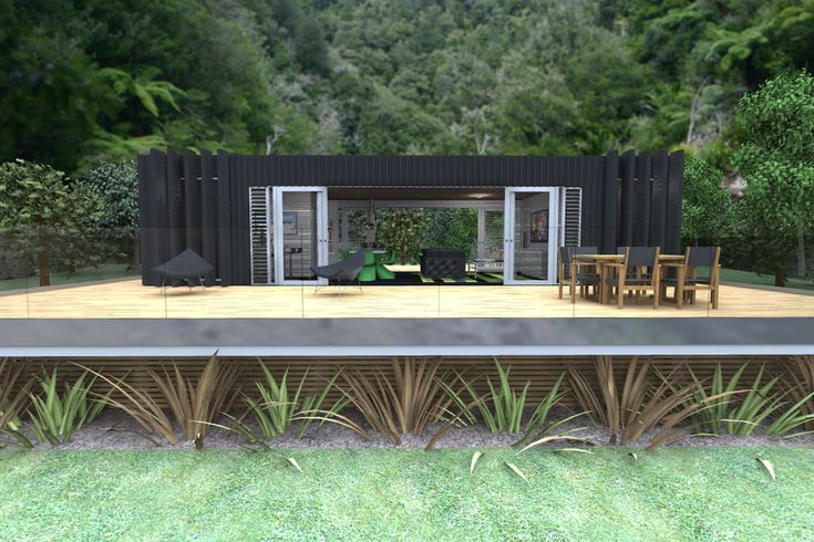 Pacific :: Cubular Container Buildings
