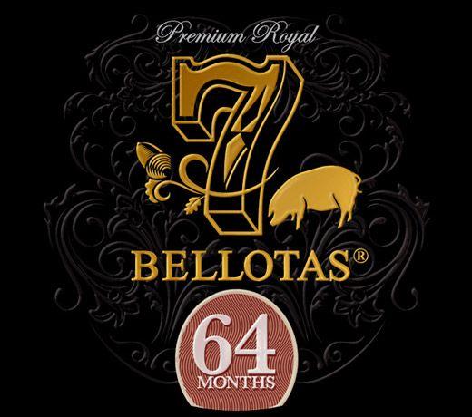 Jamón Ibérico de Bellota , Jamón 7 Bellotas ®