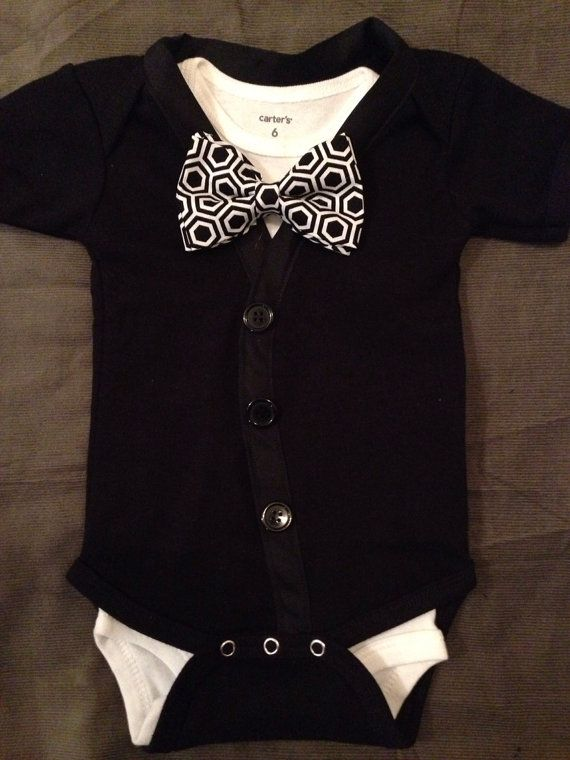 Mark Baby Boy Clothes Newborn Outfit by ChristolandCompany, $31.99
