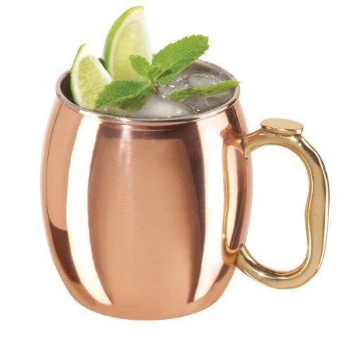 Oggi Moscow Mule Copper Mug, 20-Ounce Oggi http://www.amazon.com/dp/B00DY8BEV4/ref=cm_sw_r_pi_dp_TXiRtb0CSFX8M03Y