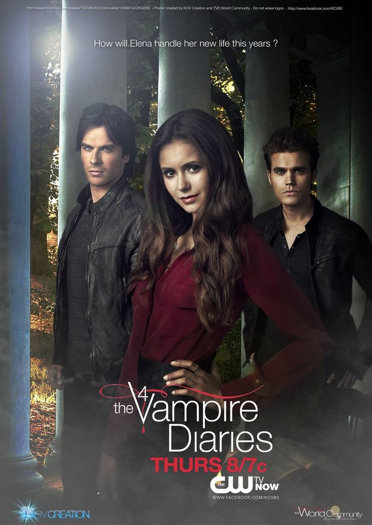 The Vampire Diaries Season 2 Sub Indo : vampire, diaries, season, Poster_season_4_the_vampire_diaries_by_kcv80-d5fevei, Vampire, Diaries, Season, Poster,