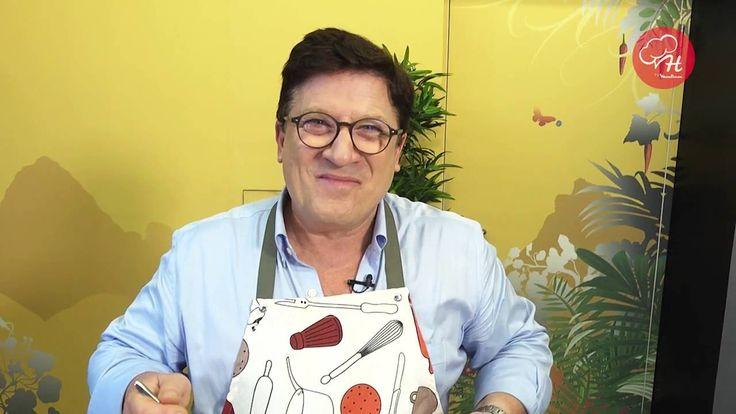 Um prato de sabor campestre e caseiro para um jantar de amigos: Pote de Lacinhos com Manjericão! De 0 a 10?! Obviamente Moulinex