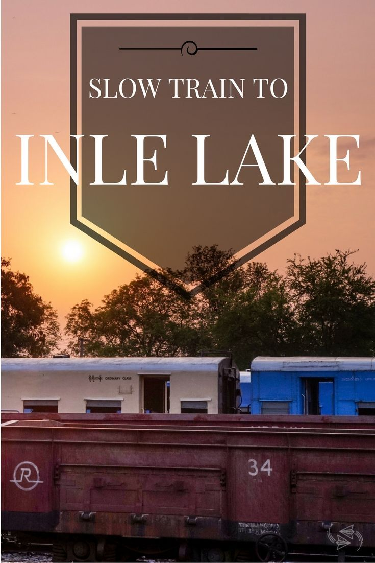 Experience Myanmar by train by going to Inle Lake on 'The Slow Train from Thazi'.  This post has all the details on getting from Yangon to Inle Lake by train, how to take the Slow Train from Thazi, ticket prices and more.   It also includes a video so you can see the experience for yourself. Make sure you subscribe for more travel videos from around the world here: https://www.youtube.com/user/notesofnomads