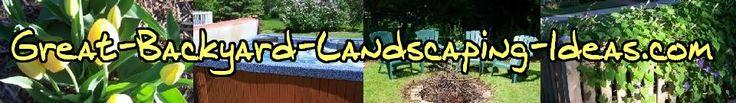 Ideas for the backyard.