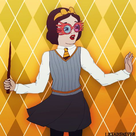 Snow White - Hufflepuff
