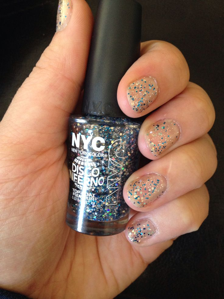 003 Disco Inferno by NYC