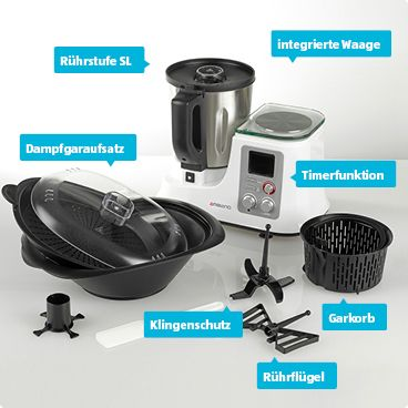 Более 25 лучших идей на тему «Aldi küchenmaschine rezepte» только - küchenmaschine studio aldi