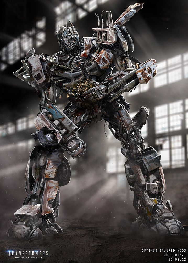 Transformers News Re Age Of Extinction Concept Art
