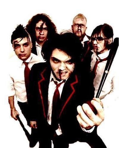 149 best My Chemical Romance images on Pinterest   Emo bands ...