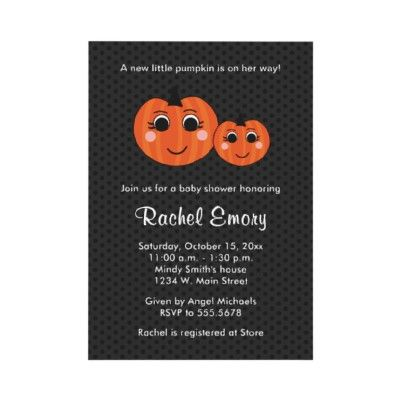 45 best halloween baby shower ideas images on pinterest baby halloween themed baby shower baby shower wording baby shower invitations filmwisefo