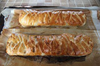 Forleden lavede jeg de klassiske butterdejsstænger med skinke - uhmm de smager altså godt og hvor var det længe siden jeg sidst havde fået d...