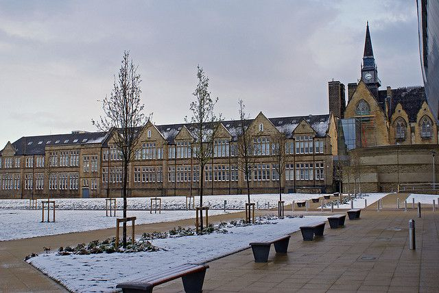 Leeds Grammar School's Protected Playing Pitch