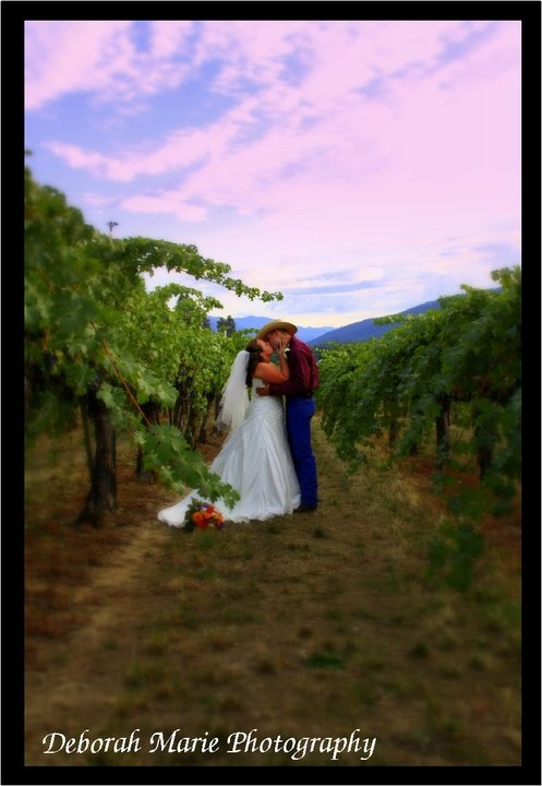Valley View Winery In The Applegate Near Ruch Oregon Deborahmariephotography