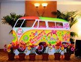 60s Party Theme 60's hippie theme bar mitzvah party ideas photo 5 of ...