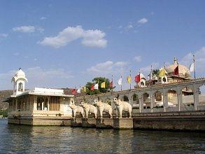 Jag Mandir Island, Udaipur