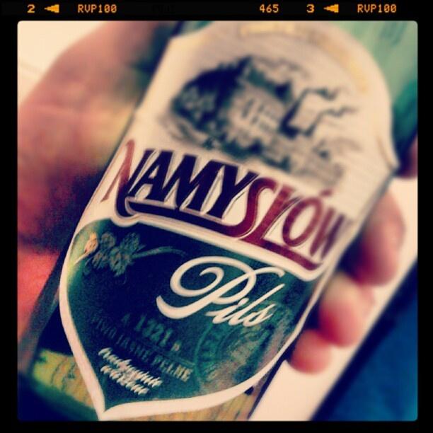 Namyslow - Polish Beer