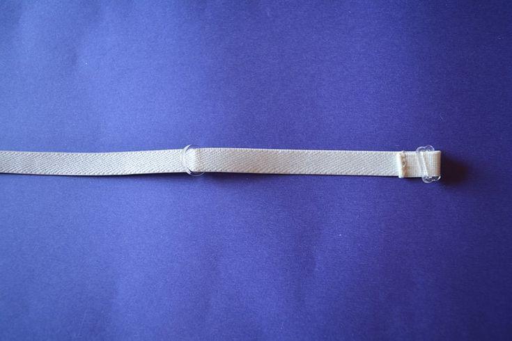 ¿Cómo armar el bretel para corpiño?
