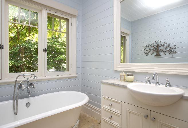STRONGBUILD HOME BUILDERS - Personalise Your Classic Design Home - WET-AREAS - BATHROOMS GET THE LOOK - CLASSIC EXAMPLES - Bathroom Example ...