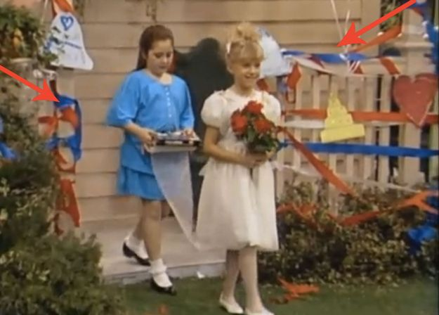 Stephanie Tanner's Tips for Planning the Perfect Wedding #FullHouse #90s #weddingtips