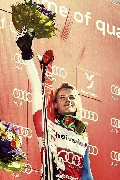Lara Gut - Svizzera - winner 2016